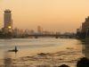 abends am Nil in Kairo