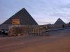 Besuch bei den Pyramiden von Gizeh