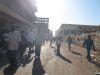 Marktstraße in Khartum