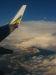 Flug vorbei am Kilimandscharo