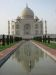 Taj Mahal in Agra/Uttar Pradesh