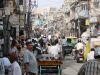auf den Straßen von Delhi 1