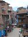 in den Straßen von Kathmandu 1