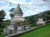 Stupa von Bhandar