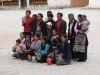 Familienfoto mit obligatorischer Thermokanne