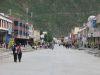 Kleinstadt in Tibet