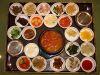 Hanjungsik-Abendessen in Seoul