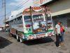 typischer panamesischer Bus