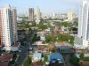"""Aussicht von """"unserem"""" Apartment in Panama Stadt"""