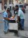 auf der Straße in Cartagena