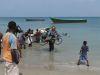 Überfahrt auf die Isla Fuerte