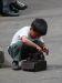 Schuhputzer in Quito