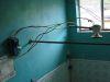 Elektrischer-Stuhl-Dusche (Durchlauferhitzer am Duschkopf)