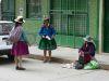 typische Bekleidung, Huaraz