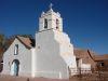 Kirche in San Pedro de Atacama (Lehm, Kaktusholz, keine Nägel)