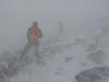 Schneesturm am Fitz Roy