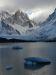 Cerro Torre, Lago Torre und Gletscher