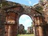 Ruinen der Jesuitenreduktion von San Ignacio Miní