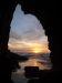 Grotte auf der Ilha do Mel