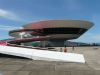 Musuem für zeitgenössisch Kunst von Oscar Niemeyer, Niteroi