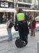 Polizeifahrzeug in Lissabon