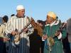 Musiker, Djemaa el Fna, Marrakech